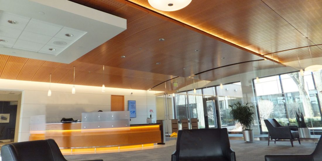 timber ceiling panels
