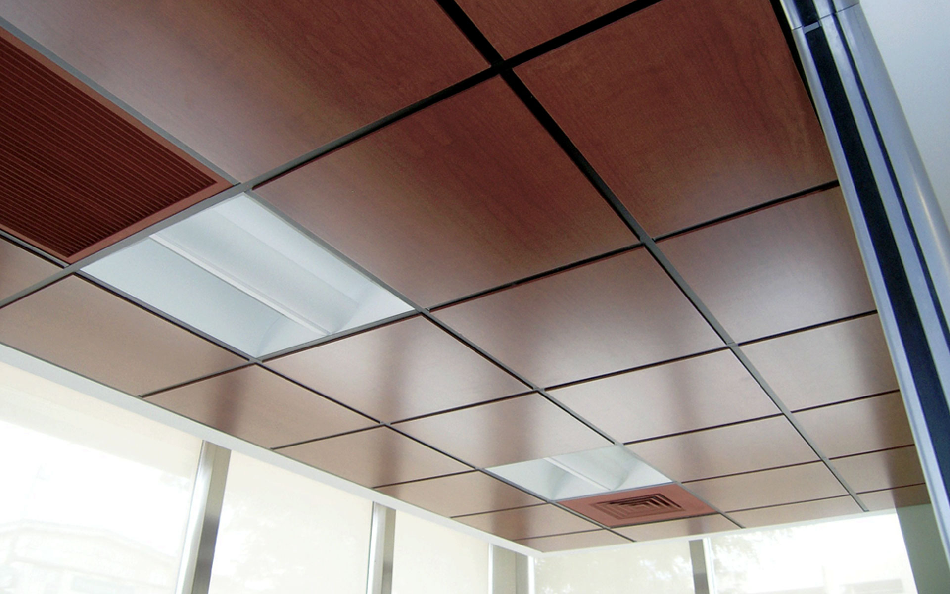 Wood Ceilings High Quality And Brilliant Finishes Asi