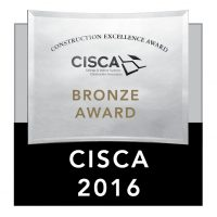 CISCA Bronze Award 2017