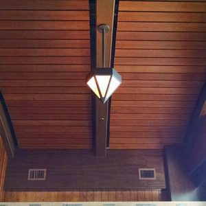 beam wood ceiling system