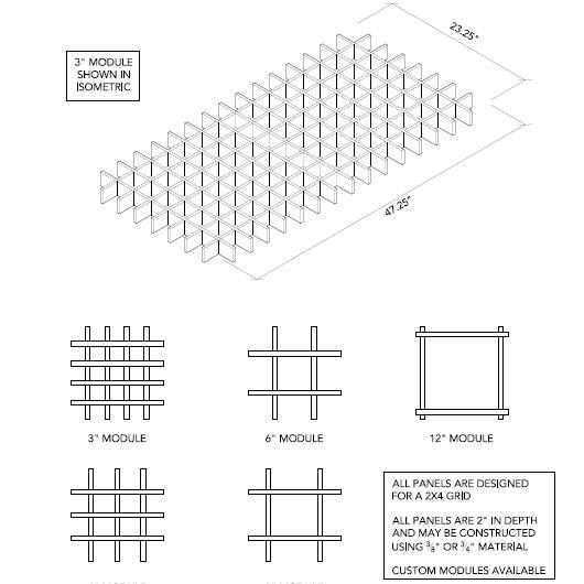 cube monolitic