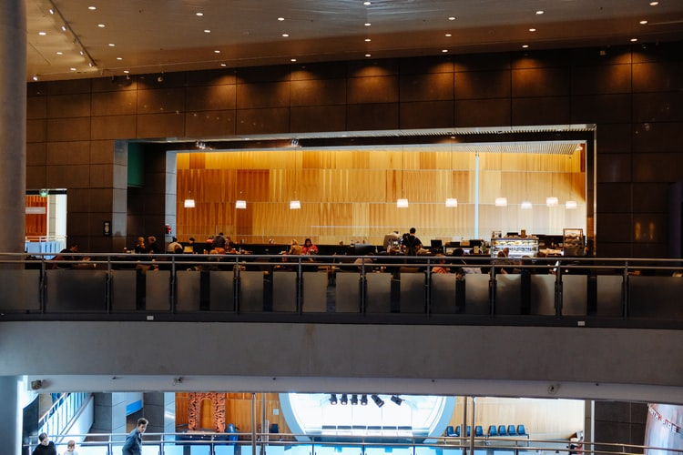 conference hall design